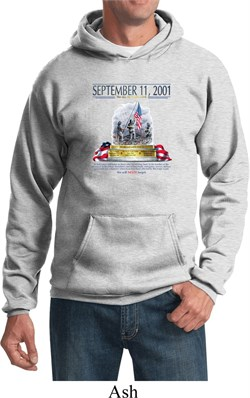 Image of 9-11 Never Forget Hoodie