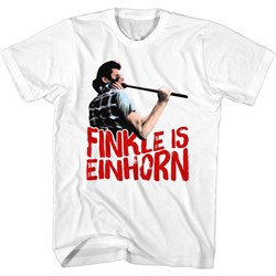 Image of Ace Ventura Shirt Plunger White Tee T-Shirt