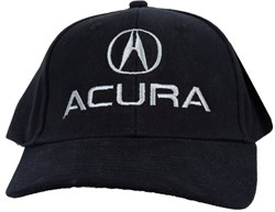 Image of Acura Hat Fine Embroidered Adjustable Cap