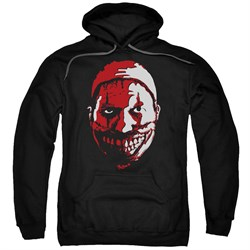 Image of American Horror Story Hoodie The Clown Black Sweatshirt Hoody