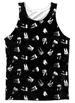 Image of American Horror Story Tank Top Chatter Box Sublimation Tanktop