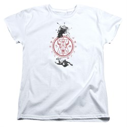Image of American Horror Story Womens Shirt As Above So Below White T-Shirt