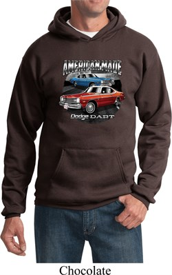 Image of American Made Dodge Dart Hoodie