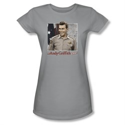 Image of Andy Griffith All American Juniors Tee T-Shirt