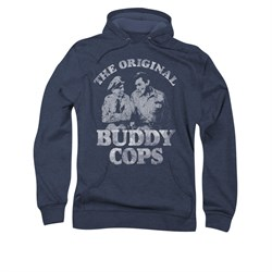 Image of Andy Griffith Hoodie Sweatshirt Buddies Adult Hoody Sweat Shirt