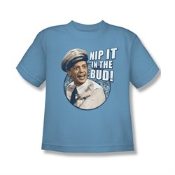 Image of Andy Griffith Nip It Kids Shirt Youth Tee T-Shirt
