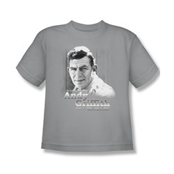 Image of Andy Griffith Shirt In Memory Of Kids Shirt Youth Tee T-Shirt