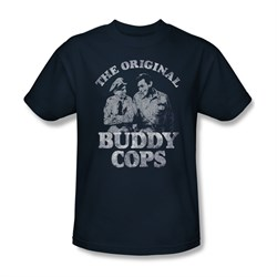 Image of Andy Griffith Show Shirt Buddies Adult Tee T-Shirt