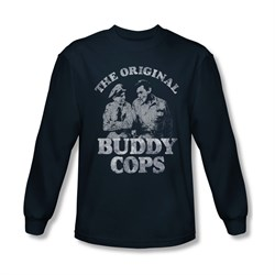 Image of Andy Griffith Show Shirt Buddies Long Sleeve Tee T-Shirt