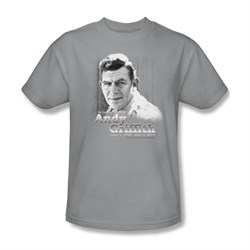 Image of Andy Griffith Show Shirt In Memory Of Adult Tee T-Shirt