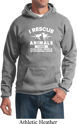Image of Animal Rescue Hoodie
