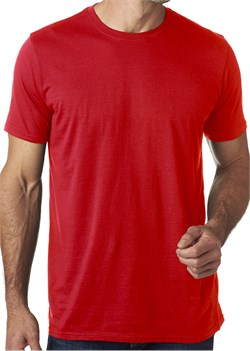 Image of Anvil Mens Featherweight Cotton Tee Shirt