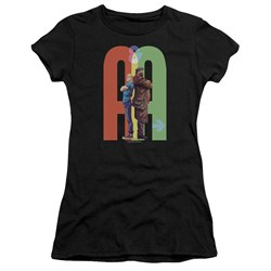 Image of Archer & Armstrong Juniors Shirt Back To Back Black T-Shirt