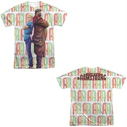 Image of Archer & Armstrong Shirt Back to Back Sublimation Shirt Front/Back Print