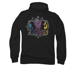 Image of Archie Hoodie Bettys Black Sweatshirt Hoody