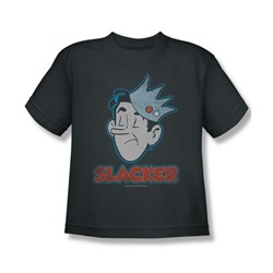 Image of Archie Shirt Kids Slacker Charcoal T-Shirt