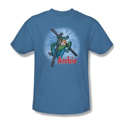 Image of Archie Shirt Ski Carolina Blue T-Shirt