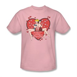 Image of Archie Shirt The Girls Pink T-Shirt
