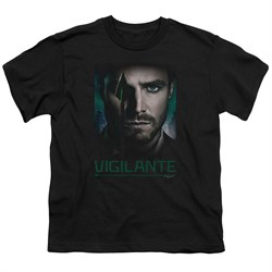 Image of Arrow Shirt Kids Good Eye Black T-Shirt