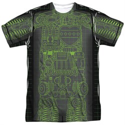 Astro Boy X Ray Sublimation Shirt
