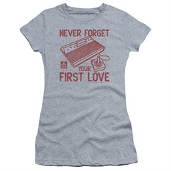 Image of Atari Juniors Shirt First Love Athletic Heather T-Shirt