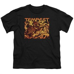 Image of Atari Kids Shirt Tempest Demon Reach Black T-Shirt