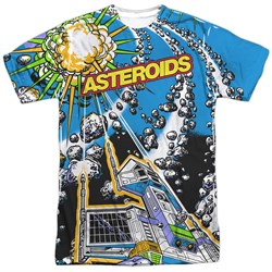 Atari Shirt Asteroids All Over Sublimation Shirt