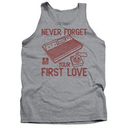Image of Atari Tank Top First Love Athletic Heather Tanktop