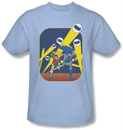 Batman T-Shirt - Detective #164 Cover Adult Light Blue Tee