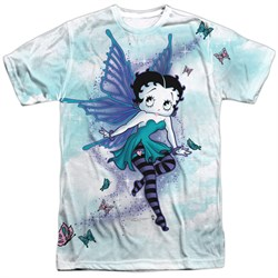 Betty Boop Sparkle Fairy Sublimation Shirt