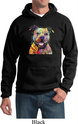 Image of Beware of Pit Bulls They Will Steal Your Heart Hoodie