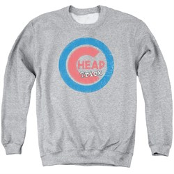 Image of Cheap Trick Sweatshirt Cub 3 Adult Athletic Heather Sweat Shirt