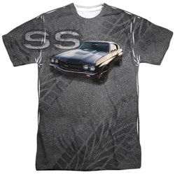 Image of Chevy Shirt Chevelle SS Sublimation Shirt