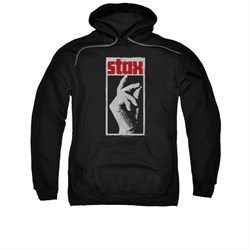 Concord Music Group Hoodie Stax Black Sweatshirt Hoody