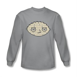 Family Guy Shirt Mom Mommy Mumma Long Sleeve Silver Tee T-Shirt