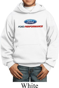 Image of Ford Performance Parts Kids Hoody