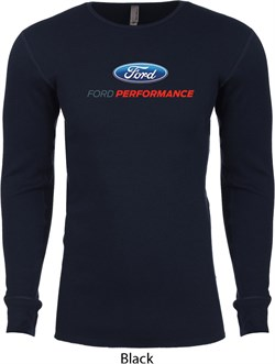 Ford Performance Parts Long Sleeve Thermal Shirt