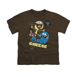 Foster's Home For Dancing Friends Shirt Kids Dancing Coffee Youth Tee T-Shirt