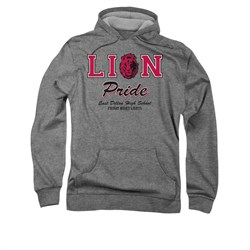 Friday Night Lights Hoodie Lion Pride Athletic Heather Sweatshirt Hoody
