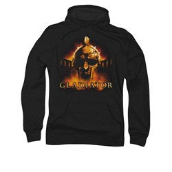 Image of Gladiator Hoodie Sweatshirt My Name Is Black Adult Hoody Sweat Shirt