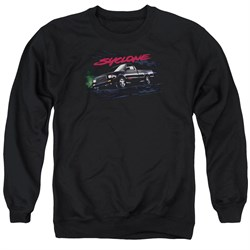 Image of GMC Sweatshirt Syclone Adult Black Sweat Shirt