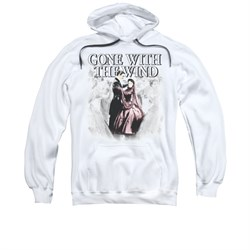 Gone With The Wind Hoodie Sweatshirt Dancers White Adult Hoody Sweat Shirt