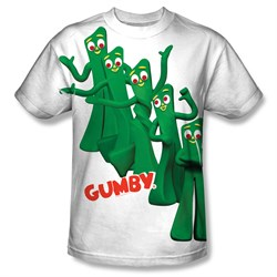Image of Gumby Shirt Pose Sublimation Shirt
