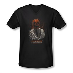 Halloween | T-Shirt | Shirt | Black | Neck