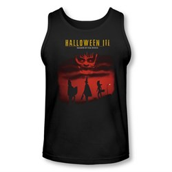 Halloween III Tank Top Season Of The Witch Black Tanktop
