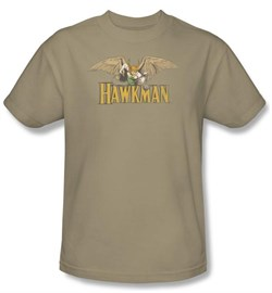 Hawkman Kids T-Shirt - Dc Comics Sand Tee Youth