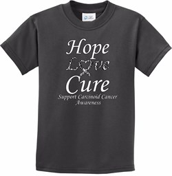 T-Shirt | Cancer | Hope | Love | Kid