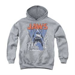 Athletic   Comic   Youth   Hoody   Jaws   Kid