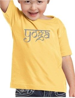 Toddler | T-Shirt | Shirt | Yoga | Kid