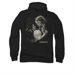 Labyrinth Hoodie Sweatshirt Dream Dance Black Adult Hoody Sweat Shirt